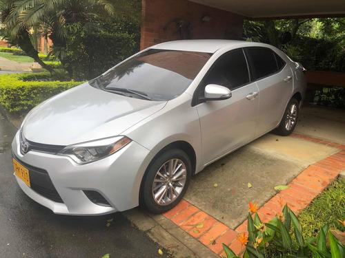Toyota Corolla 2016 1.8 Le