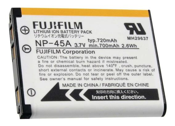 N* Bateria Câmeras Fujifilm Finepix Np-45a Jx300