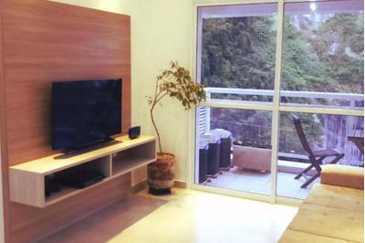Apartamento Em Marapé, Santos/sp De 79m² 2 Quartos À Venda Por R$ 530.000,00 Ou Para Locação R$ 3.500,00/mes - Ap249243lr