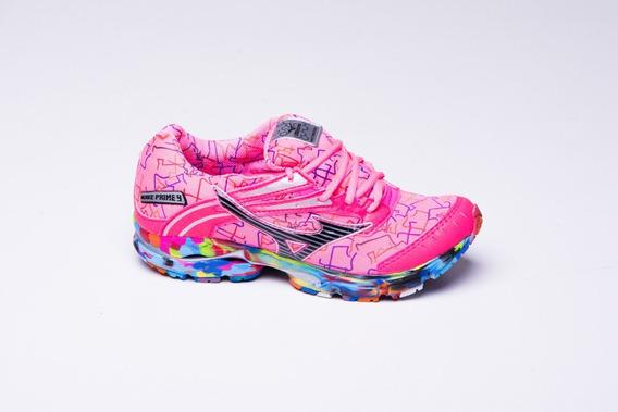 Tênis Mizuno Prime 9 - Promoção (corrida,caminhada) Confort
