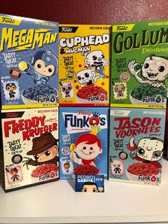 Funko Pop Cereales
