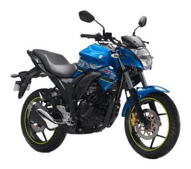 Arriendo De Motos 0 Kms Con Opción De Compra Suzuki