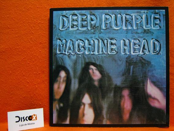 Deep Purple Machine Head - Lp Disco De Vinil