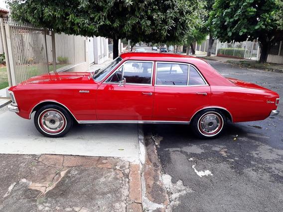 Opala 1970 Raríssimo, Original, Modelo De Luxo, 4 Portas.