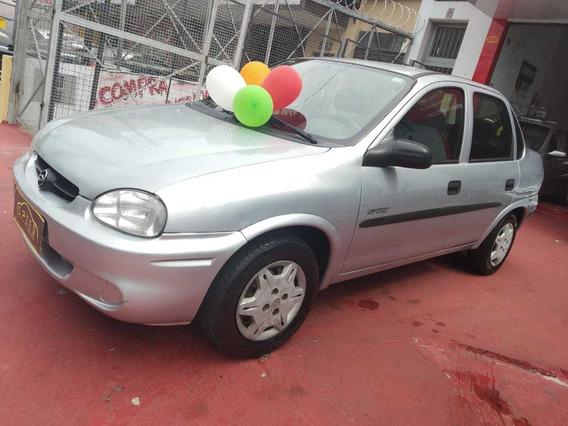 Gm - Chevrolet - Corsa Sed Spirit 1.0 - 2006 - Aceito Troca