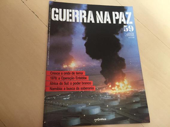 Revista Guerra Na Paz 59 Terror África Do Sul Namíbia G783