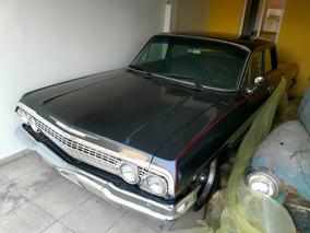Chevrolet Impala 1963 6 Cil Manual
