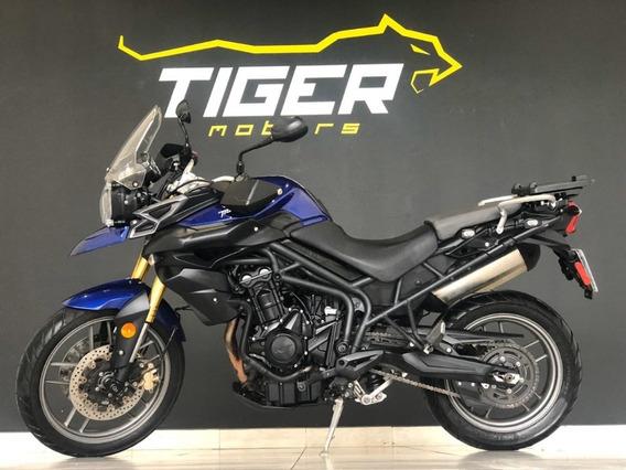 Triumph Tiger 800 2014 - 26.000km