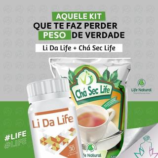 Lida Life + Chá Sec Life