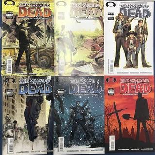 Combo Revistas - The Walking Dead - Edições 01 A 36