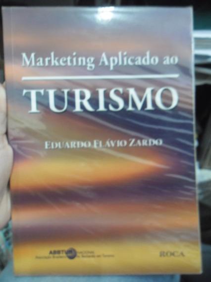 Livro - Marketing Aplicado Ao Turismo - Frete 12,00