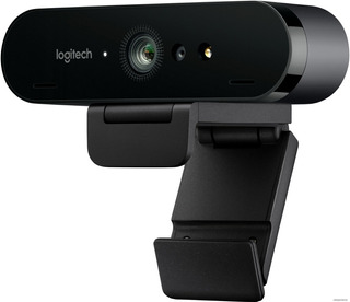 Webcam Camara Web Logitech Brio 4k Micrófono Hdr Stream Jazz Pc Soluciones Para Call Center Y Conferencias Empresariales