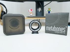 Adaptador Metabones Nikon G Para Sony E-mount! Estado Novo!