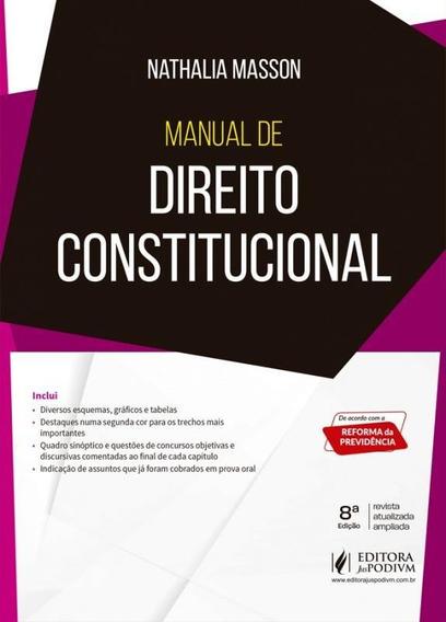 Manual De Direito Constitucional - Juspodivm