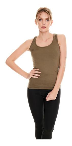 3 Musculosa Basica Mujer Pack 3 De Modal C Lycra Por Mayor