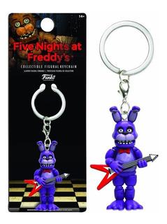 Llavero Bonnie Five Nights At Freddys Keychain 1 Pieza Funko
