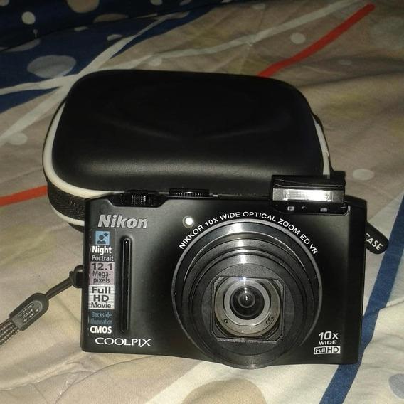 Camara Samsung Y Nikon