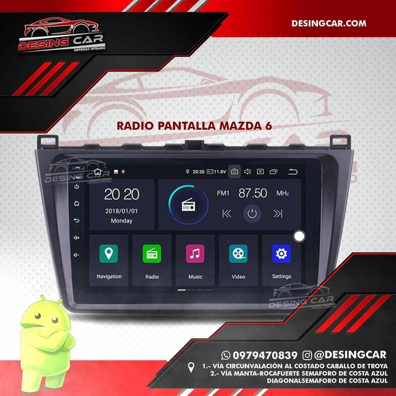 Pantalla Mazda 6 2012-2016