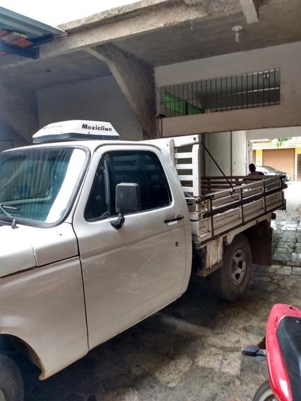 Chevrolet D-20 Carroceria