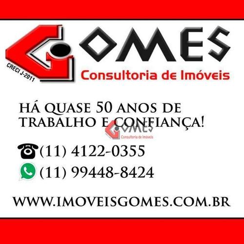 Apartamento Com 3 Dormitórios À Venda, 57 M² Por R$ 298.000,00 - Demarchi - São Bernardo Do Campo/sp - Ap2004