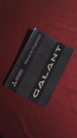 Manual Do Proprietario Mitsubishi Galant