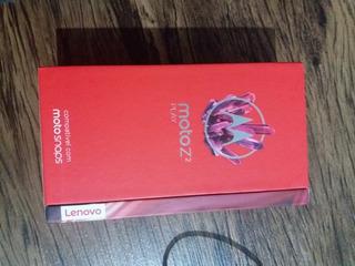Moto Z2 Play, Dual Sim. 64 Gb, 4 Gb Ram