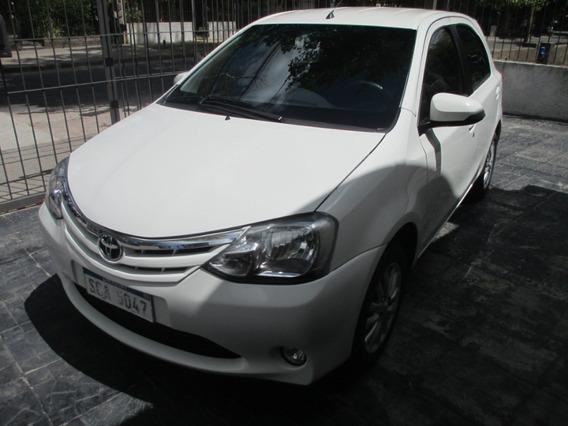 Toyota Etios Full 2015 Exelente Permuto Y/o Financio