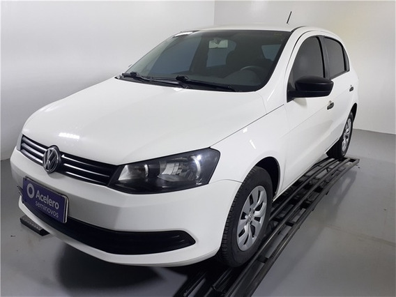 Volkswagen Gol 1.6 Mi Trendline 8v Flex 4p Manual