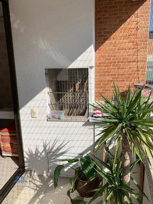 Apartamento Com 4 Dormitórios À Venda, 133 M² Por R$ 1.380.000 - Centro - Florianópolis/sc - Ap2532