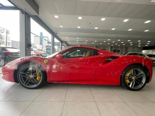Ferrari 488 Spider 3.9 V8 Turbo Gasolina F1-dct