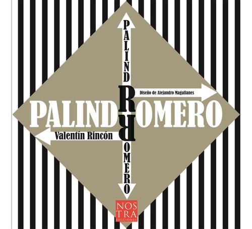 Imagen 1 de 1 de Palindromero, Pasta Rústica.
