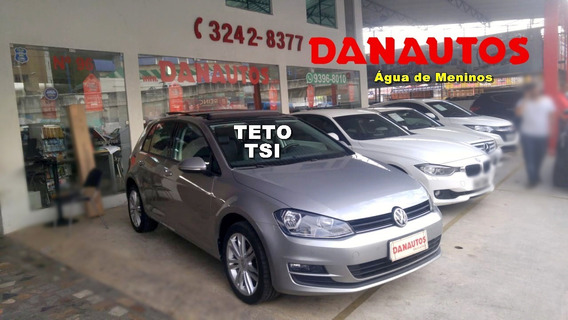 Golf 1.0 Tsi Comfortline Manual Flex 2017
