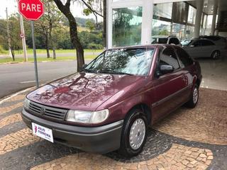 Volkswagen Logus 1.8 Gli Gasolina Vermelho 1994