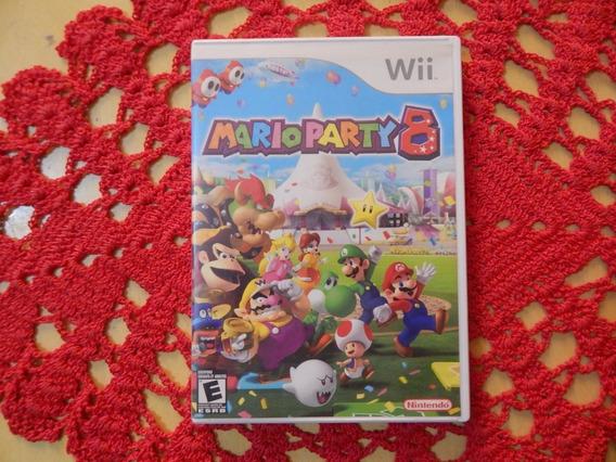 Mario Party 8 Wii Wiiu