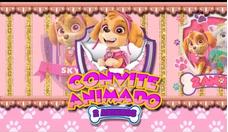 Convite Virtual Animado. Todos Os Temas Infantis