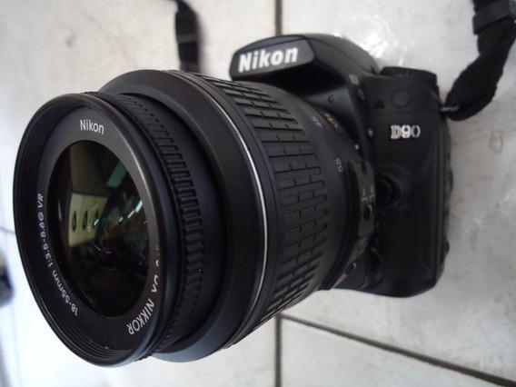 Nikon D 90 -23 Mil Cliks