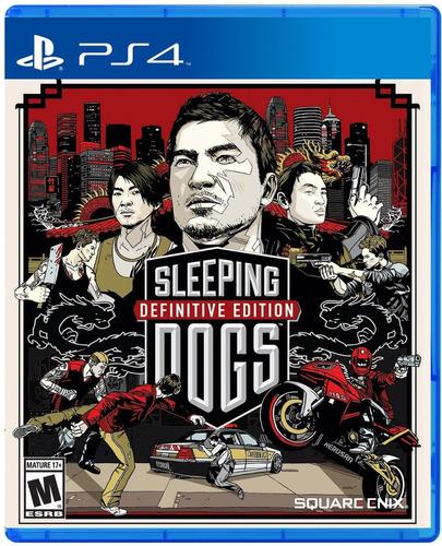 Imagen 1 de 5 de Sleeping Dogs Definitive Edition - Playstation 4