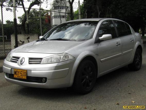 Renault Mégane Ii Dinamique 2000 Cc Mt 4x2