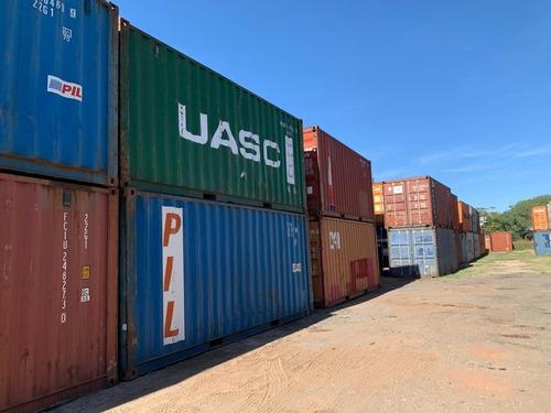 Contenedores Marítimos Containers  20' Usados Neuquén 1