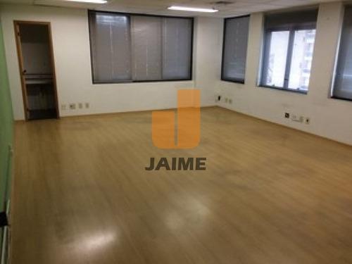 Apartamento Para Locação No Bairro Jardim Paulista Em São Paulo - Cod: Ja15533 - Ja15533