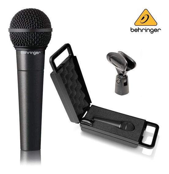Microfone Xm 8500 Behringer Xm8500- Lcsom Original