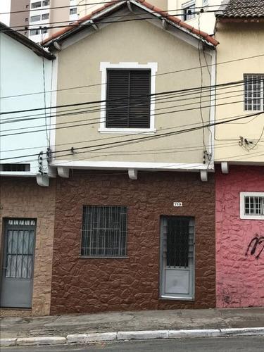 Sobrado À Venda, 2 Quartos, 1 Suíte, Vila Bertioga - São Paulo/sp - 367
