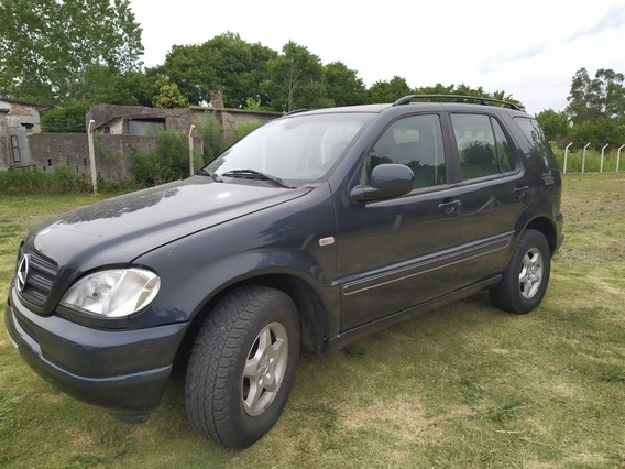 Mercedes-benz Ml 2002 2.7 Ml270 Cdi Luxury