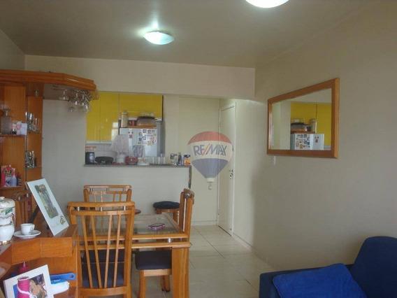 Apartamento Com 3 Dormitórios, 63 M², Ville Ametista - Atalaia - Ananindeua/pa - Ap0112