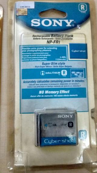 Bateria Camera Sony