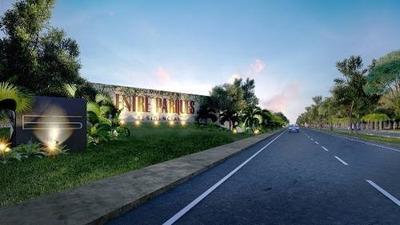 Terreno En Venta Privada Entre Parques, Tixcuytún