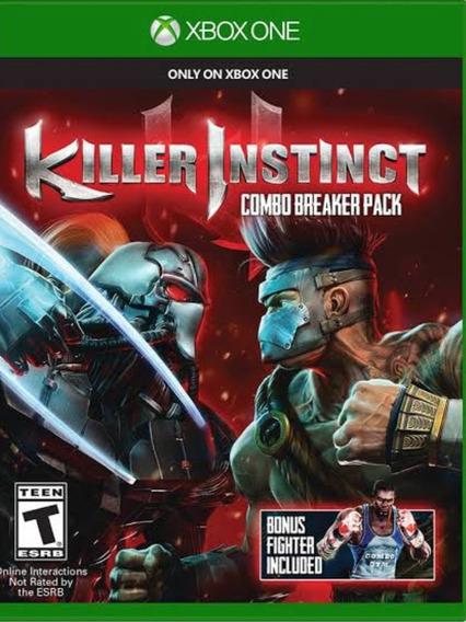 Jogo Xbox One Killer Instinct