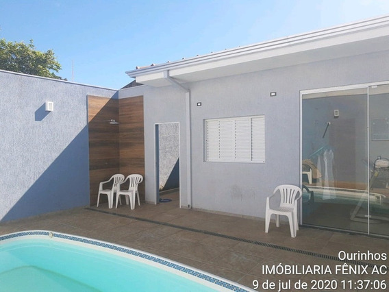 Casa A Venda Vila Kennedy Ourinhos/sp Angela Corretora