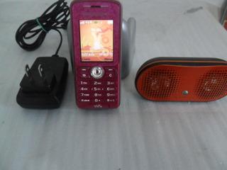 Sony Ericson W200 Telcel Envio Gratis