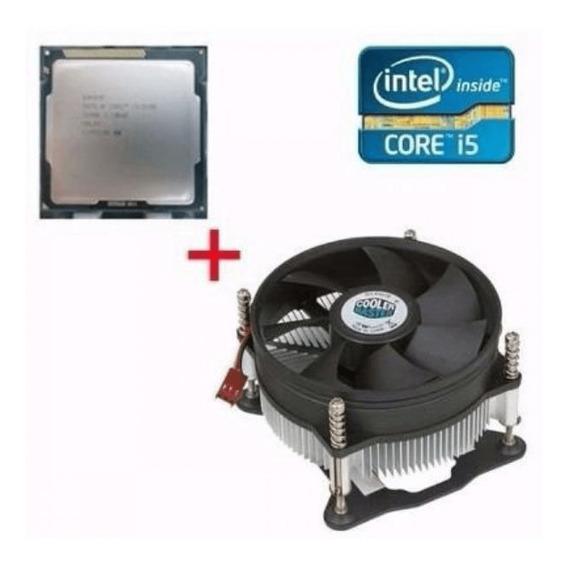 Processador Lga 1155 Core I5 3470 + Cooler Brinde Testado